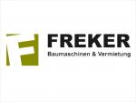 Freker Baumaschinen & Vermietung, Inh. Heiko Freker