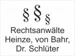 Heinze, von Bar, Dr. Schlüter Rechtsanwälte